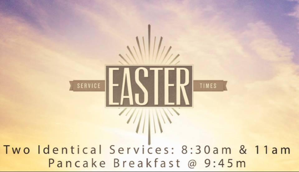 Easter Morning Celebration