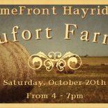 Church HayRide at Dufort Farms
