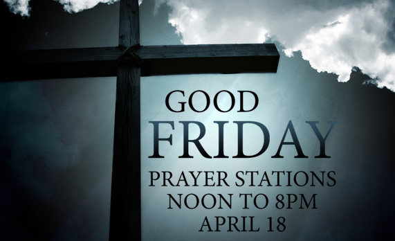 Good Friday Prayer Stations 2014